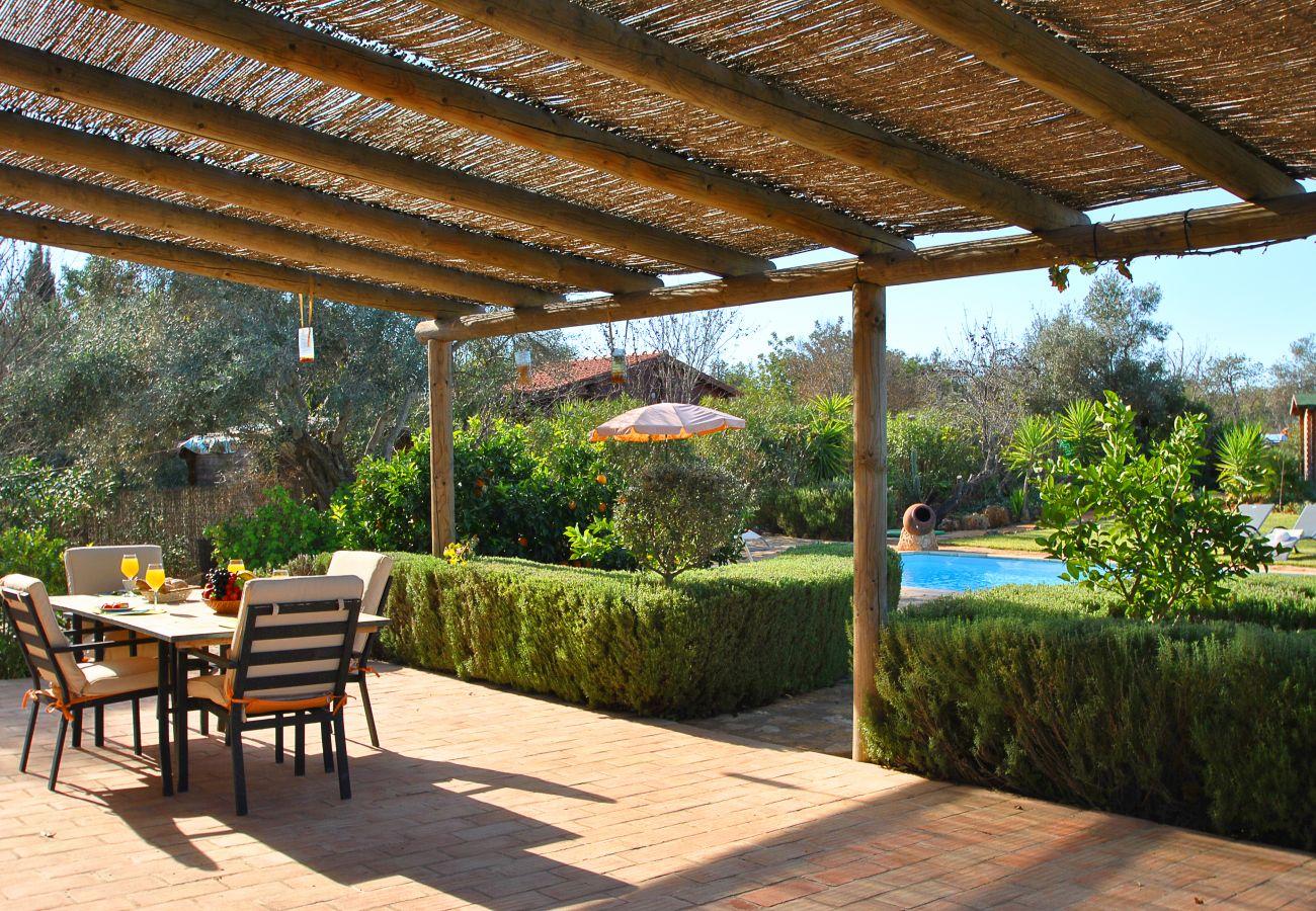Villa in Paderne - Villa Palma
